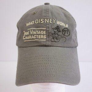 Walt Disney World True Vintage Characters 71 Hat